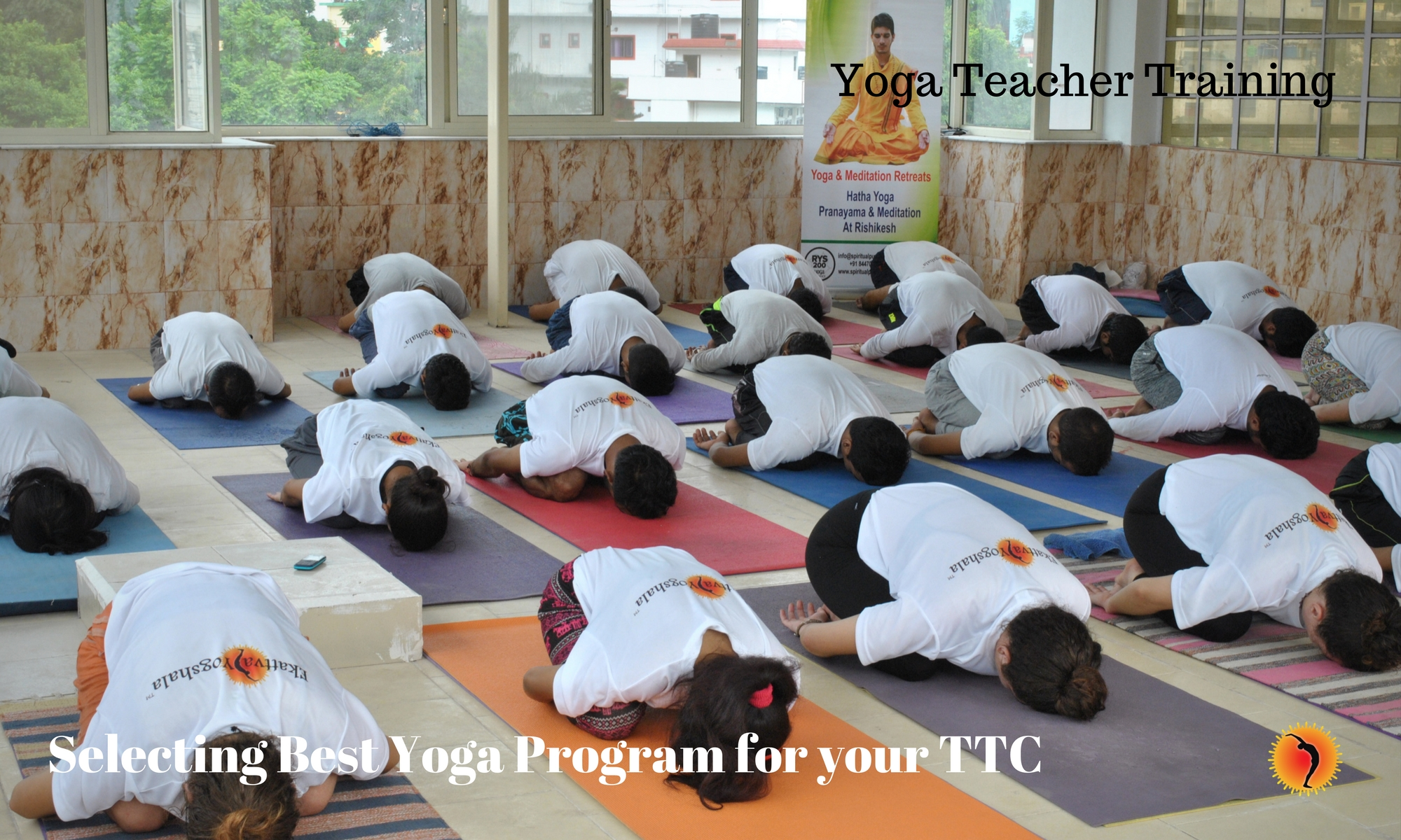 yoga teacher training program rishikesh