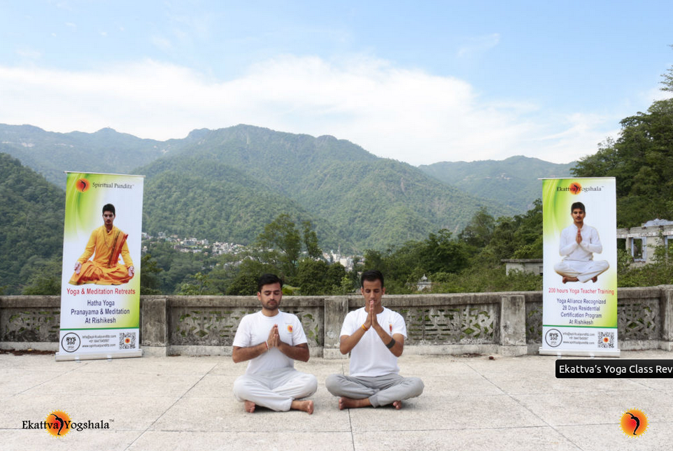 Yoga class reviews rishikesh