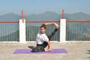 Yoga retreat for women