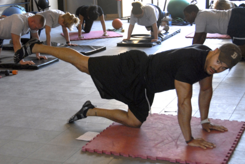 yoga for sports person