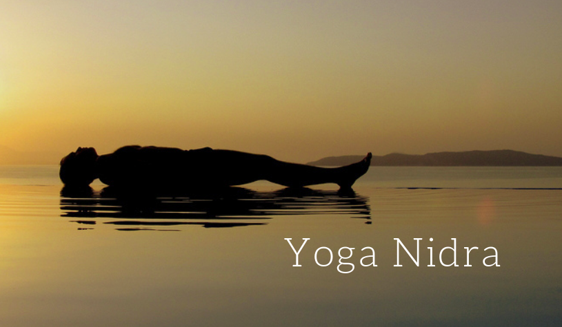 Yoga nidra relaxation