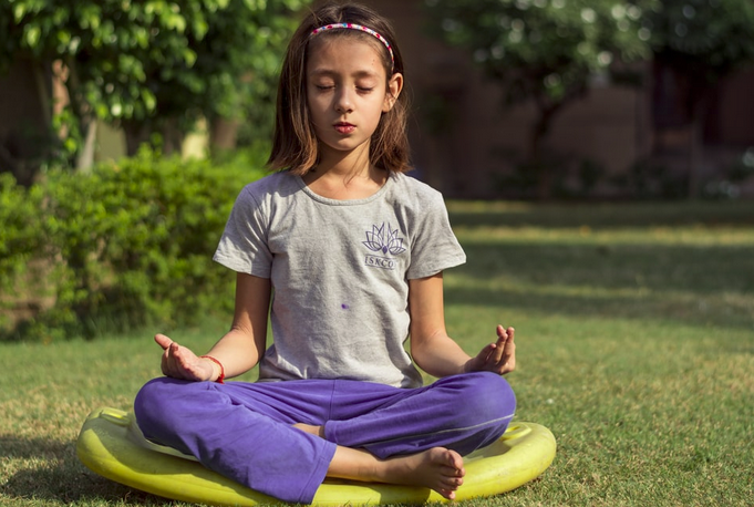 yoga asanas for kids