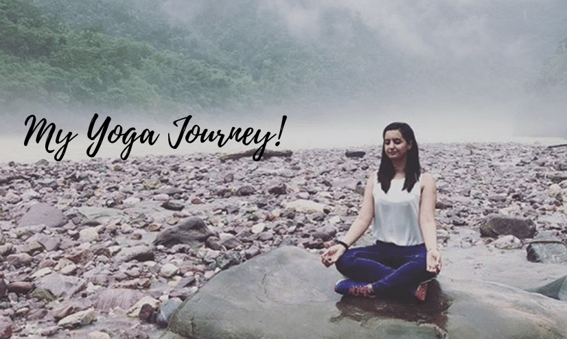 personal yoga journey