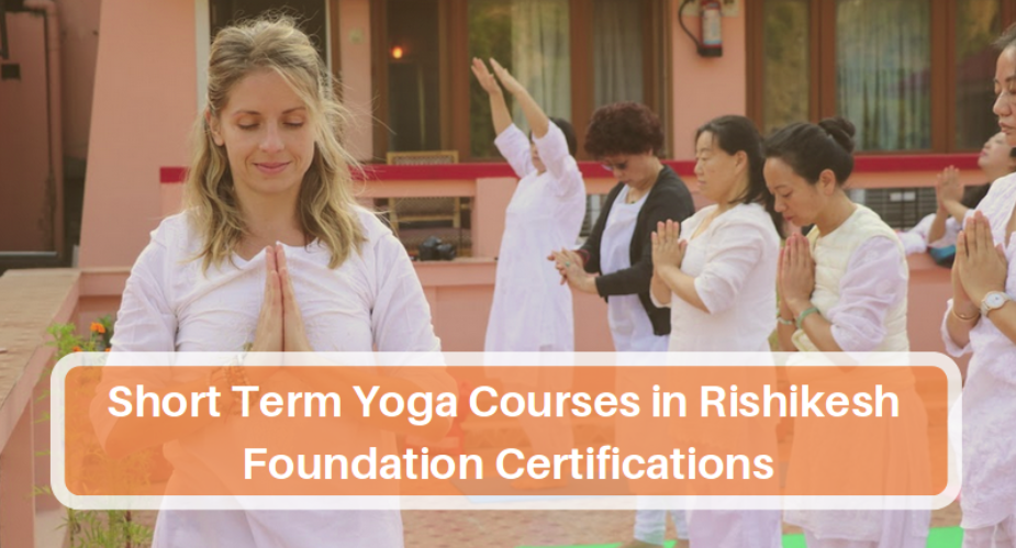 certificate courses in yoga