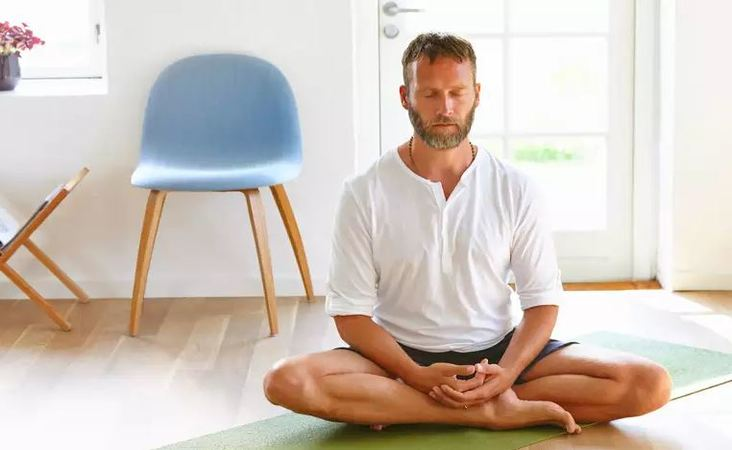 meditation to start the day