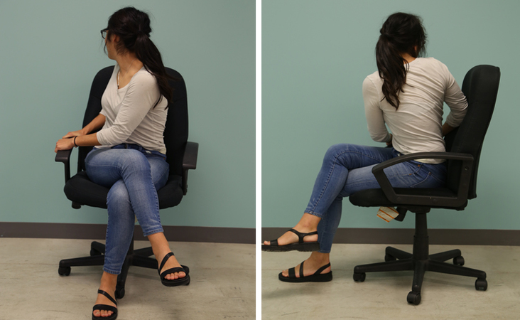 yoga for office workers